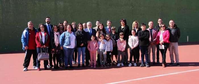 El II Plan de Infraestructuras Educativas destinará más de tres millones de euros a la construcción y reforma de 11 instalaciones deportivas en Cuenca