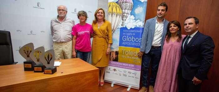 El Gobierno regional apuesta porque Castilla-La Mancha albergue competiciones deportivas de carácter nacional e internacional