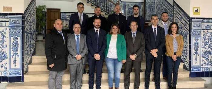 """El Gobierno regional ensalza la elección de Talavera para albergar un innovador proyecto """"como apuesta decidida hacia la sostenibilidad en el tratamiento de las aguas residuales"""""""