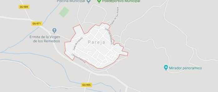 Herido un trabajador que se ha precipitado desde unos tres metros eb Pareja (Guadalajara)