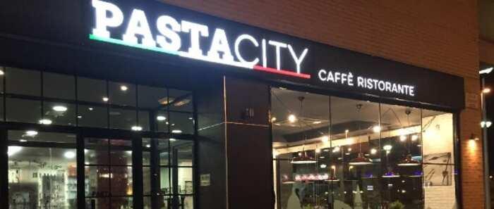 El restaurante italiano Pasta City