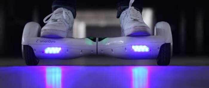 Hoverboards: una manera rápida y saludable de moverte por la ciudad