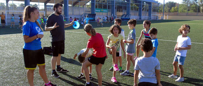 Seis trabajadores del Plan de Empleo de Ciudad Real apoyan la intensa actividad del Patronato Municipal de Deportes
