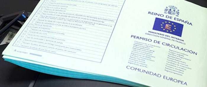Ya se puede obtener on line el duplicado del permiso de circulación