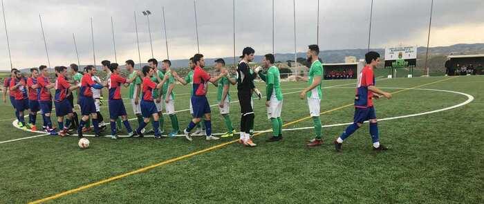 El CD Sigüenza consigue un valioso empate a uno en el campo del Almoguera