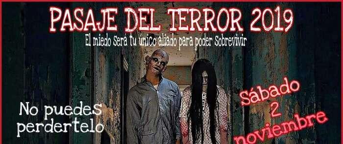 Noche de terror, en Almonacid de Zorita
