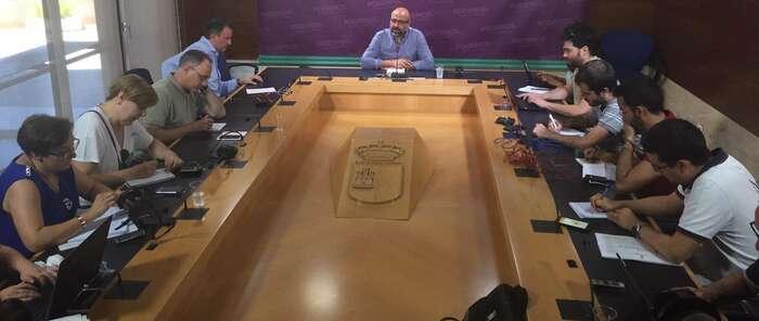 El Consejo Ciudadano de PODEMOS CLM aprueba la consulta