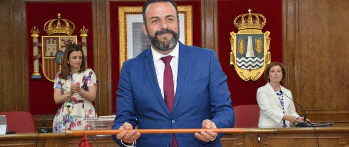 José Luis Blanco, reelegido alcalde de Azuqueca de Henares