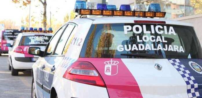 Detenido en Guadalajara un hombre de 20 años por violencia de género