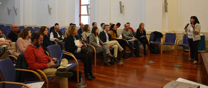 Profesores de la UCLM participan en una jornada formativa de trabajo del emprendimiento desde el aula