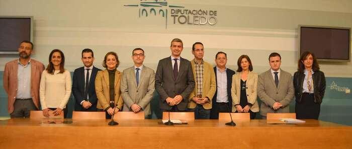 La Diputación de Toledo destina 90 millones de euros a los municipios y a las personas con el presupuesto de 2019