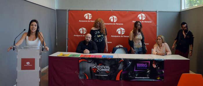 Azuqueca celebrará el evento 'Survival Zombie' en la noche de Halloween