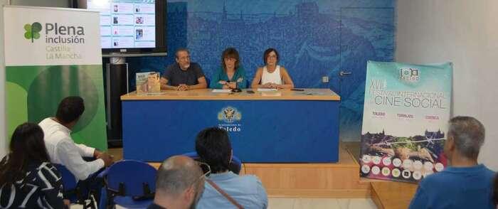 Ana Gómez destaca que el XVI Festival Internacional de Cine Social une sensibilidad, inclusión y creación artística