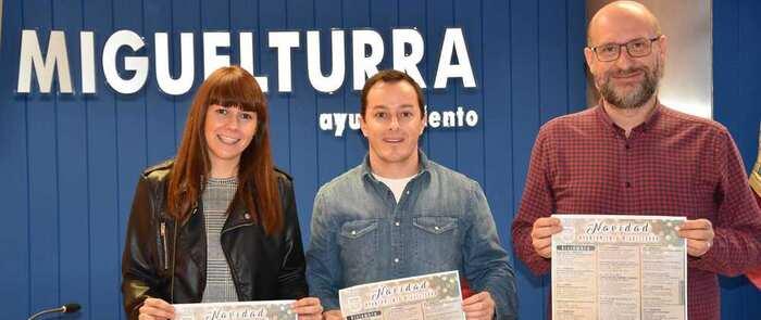 Presentada la programación Navideña del Ayuntamiento de Miguelturra