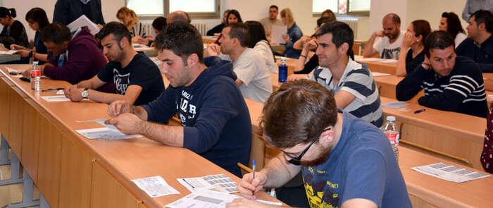 La UCLM inicia mañana las Pruebas de Acceso para Mayores de 25 y 45 años con 470 matriculados