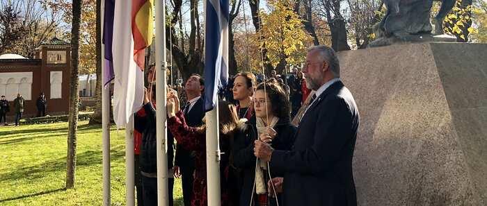 """El Alcalde de Talavera destaca que los 40 años de la Constitución han supuesto """"el periodo de paz más largo de la historia de España en democracia"""""""