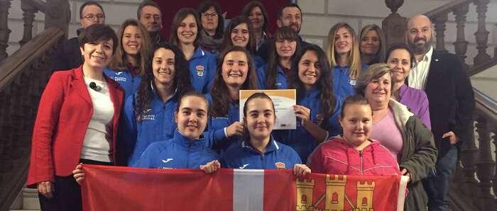 El Real Alcázar consigue un nuevo éxito para el deporte femenino de la localidad