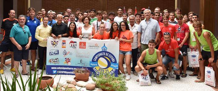 Arranca en Miguelturra el Campeonato de España de Vóley Playa Sub-21 masculino