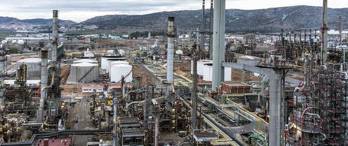 Finaliza la parada en el Complejo Industrial de Repsol en Puertollano