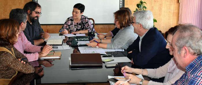 La Alcaldesa de Ciudad Real realiza un seguimiento con los vecinos  de la situación del Barrio del Torreón