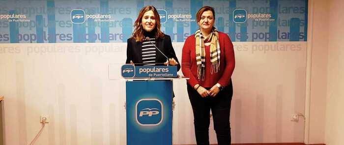 """Romero: """"En la agenda política de Sánchez no aparecen ni Ciudad Real ni Puertollano, solo los intereses de los separatistas a los que tanto necesita para seguir en la Moncloa"""""""