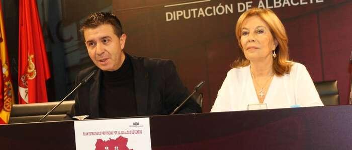 La Diputación de Albacete anima a los ayuntamientos a participar  en un Plan Estratégico Provincial a favor de la  Igualdad  de Género