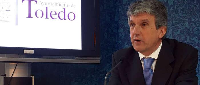 El Ayuntamiento de Toledo habilita un sistema telemático para facilitar el pago de los tributos municipales por tarjeta de crédito o débito