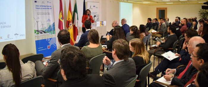 Más de 150 empresas mexicanas se interesan por el potencial y las ventajas de invertir en Castilla-La Mancha