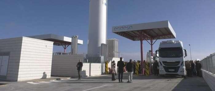 Inaugurada la primera gasinera que entra en funcionamiento en la provincia de Ciudad Real