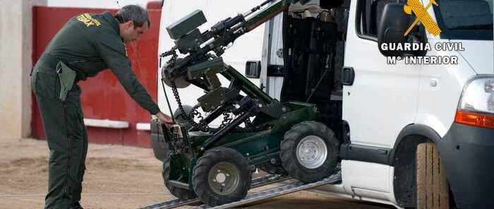 El GEDEX de la Guardia Civil ha realizado siete intervenciones en la provincia de Toledo desde el mes de junio