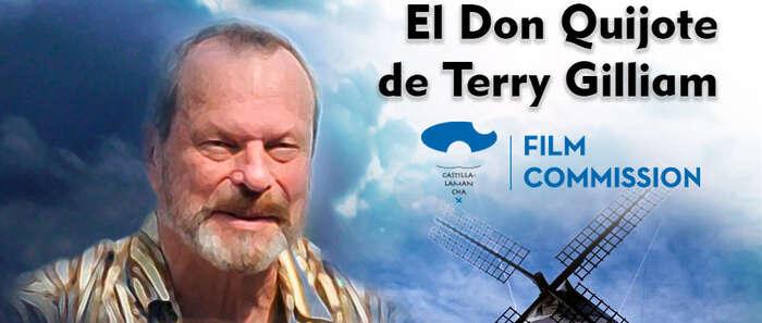 Castilla-La Mancha, escenario natural del Quijote de Terry Gilliam