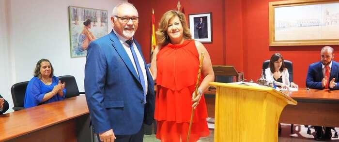 """María Antonia Álvaro: """"Estos próximos cuatro años estarán llenos de seguridad en Torralba porque hay un equipo con ganas, fuerza y seguridad para trabajar por su pueblo"""""""
