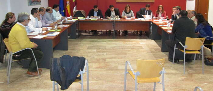 La Mancomunidad del Campo de Calatrava aprueba inversiones con destino al servicio comarcal de mantenimiento de caminos