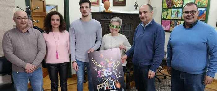 Maribel Marín, Máscara de Oro del Carnaval Villarrobledo 2020