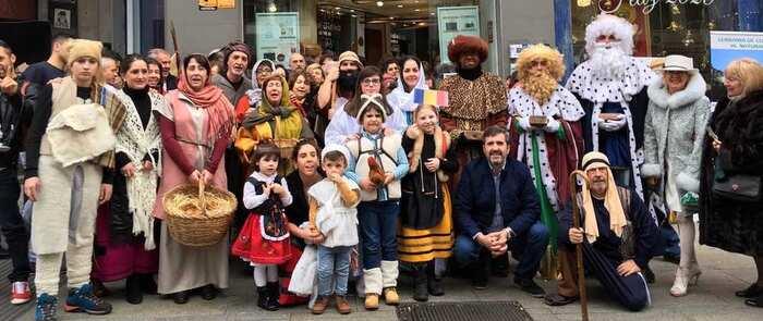 Catas, talleres y presentaciones copan una programación navideña que se intensifica estos días en la Oficina de Castilla-La Mancha en Madrid