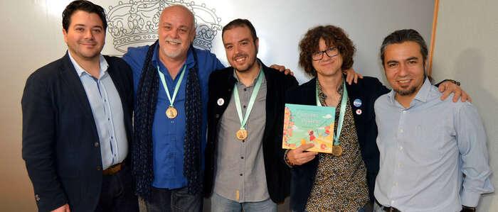 """Veleta Roja agradecen todos los apoyos recibidos  tras las nominación a los Grammys Latinos  de """"Canciones y Palabras"""""""