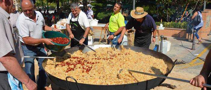 Éxito de participación y visitantes en las Fiestas de Villarrubia de los Ojos de este año