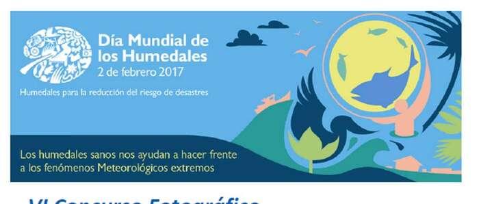 El Ayuntamiento de Villarrubia de los Ojos convoca el 6º Concurso Nacional de Fotografía con motivo del Día de los Humedales
