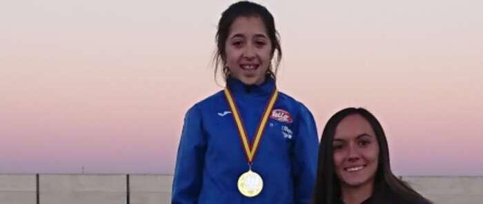 La Concejalía de Deportes de Villarta de San Juan felicita a Patricia García y Blanca Rodríguez, por proclamarse subcampeona regional y campeona provincial, respectivamente