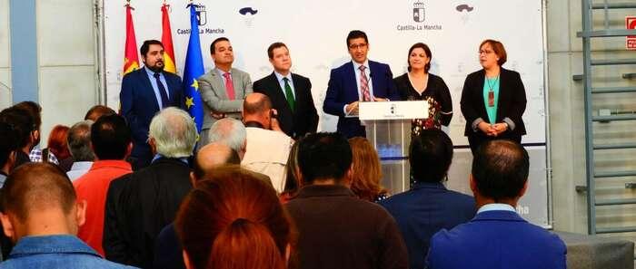 La Planta Clamber de Puertollano nace con proyectos empresariales concretos y viables para el desarrollo de biotecnología