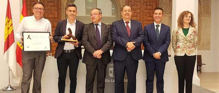 El Gobierno de Castilla-La Mancha premia a la Diputación de Albacete por su plataforma electrónica 'Sedipualb@'