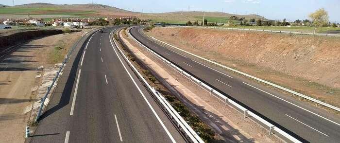 Se prevé cerca de 3 millones de desplazamientos en las carreteras de Castilla-La Mancha durante la Semana Santa
