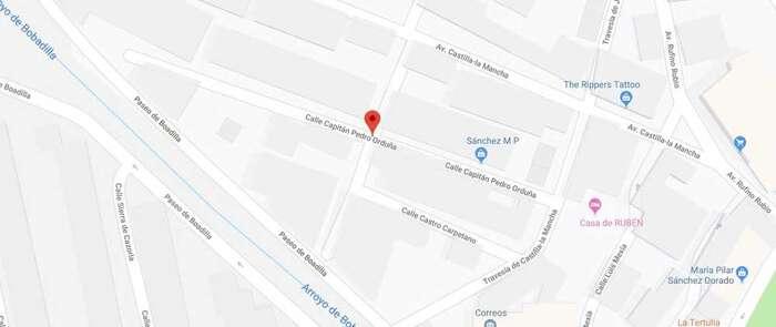 Una mujer trasladada al hospital de Toledo tras ser agredida con arma blanca en Yeles