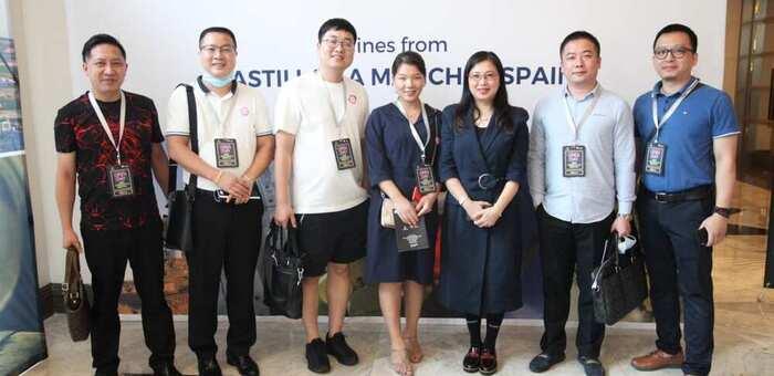 Castilla-La Mancha organiza el primer 'Open Day' en China para la promoción del vino con una veintena de bodegas de la región