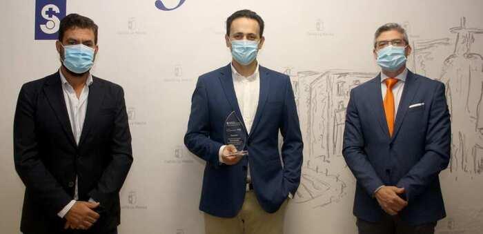 El Hospital de Alcázar recibe un premio a la excelencia por crear un programa que predice y evita el colapso en las Urgencias