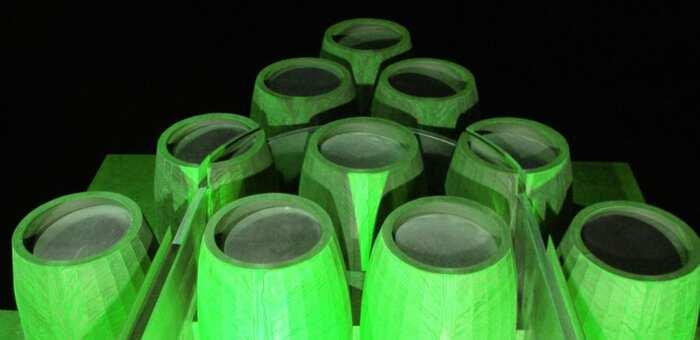 Valdepeñas en verde para visibilizar el Día Mundial del Alzheimer