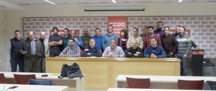 CCOO insta a Geacam a convocar la mesa negociadora del convenio colectivo antes de que el 1 de junio comience la campaña de incendios