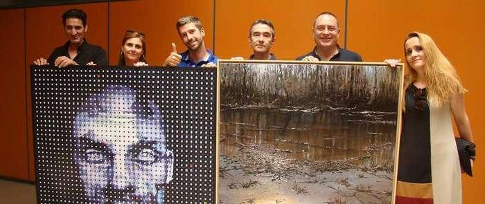 Fallados los premios del XXVIII Certamen Nacional de Pintura Antonio Arnau en Quintanar de la Orden