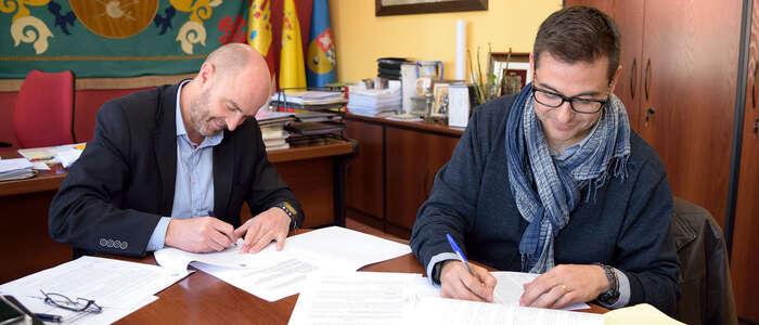 El Ayuntamiento de Argamasilla de Alba colaborará en la actividad literaria de Aldaba