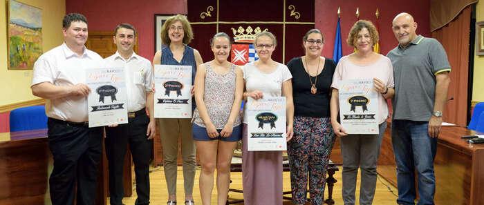 El voto popular concede a La Huerta de Jonás el primer premio del VIII Concurso de  tapas 'El Lugar de la Tapa' de Argamasilla de Alba